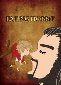 「THE Hobbit」Eating Hobbit!(貪吃本)