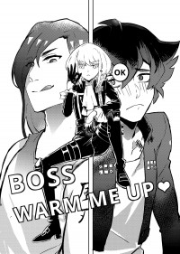 BOSS WARM ME UP