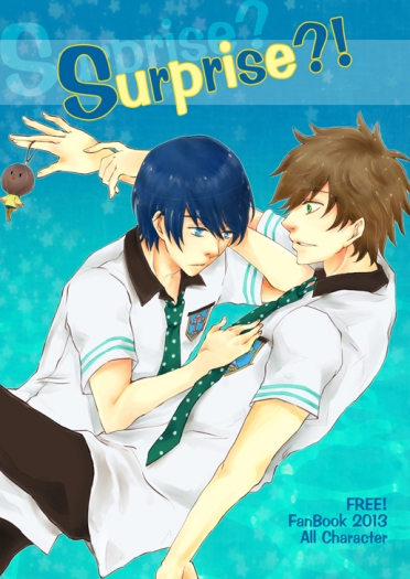 FREE! Surprise?!/Would you go with me?