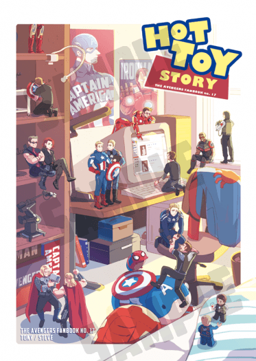 Hot Toy Story
