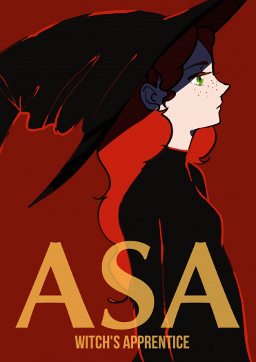 ASA WITCH'SAPPRENTICE 實習魔女阿莎