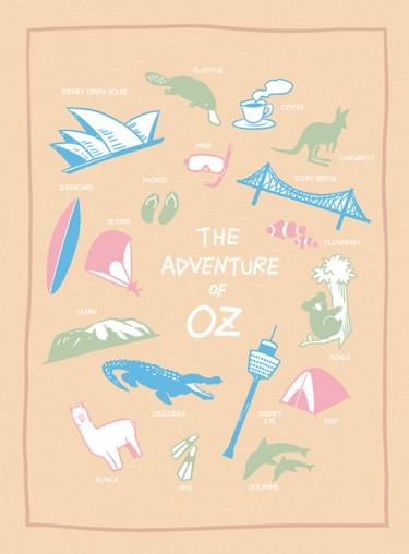 The Adventure of OZ