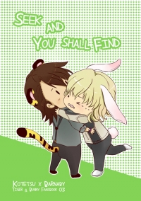 [TIGER&BUNNY] Seek and you shall find