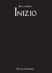 《Inizio》Song of Songs公式設定集