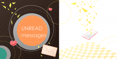 MM MysticMessenger 神秘信使 彩本 UNREAD message