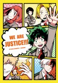 WE ARE JUSTICE!!!