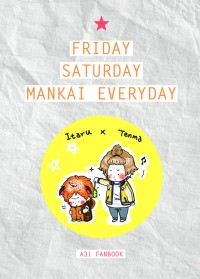 【A3!】Friday Saturday Mankai Everyday