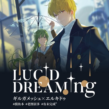 Fate閃恩畫集《lucid dreaming》by飯飯