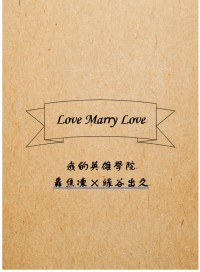 轟出小冊冊《Love Marry Love》R18注意