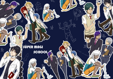 SUPER MAGI SCHOOL