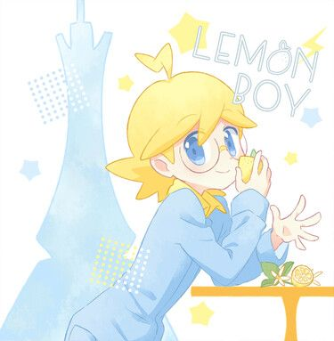 【Lemon boy】史特隆中心全彩塗鴉本
