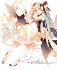 Latidos -Rella's VOCALOID Illustration Collection-