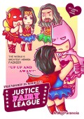 《Justice Fairy League》