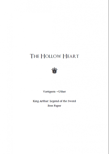 King Arthur無料-The Hollow Heart