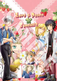 [TOX2本]Love & Peace x Slodiers