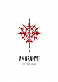 《Amaranth-The First Order》原創吸血鬼漫畫