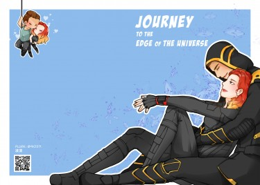 《Journey to the Edge of the universe》