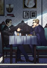 [kingsman]Shadow World(上)(下)