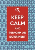 Sherlock本《Keep Calm and Perform an Experiment》(保持冷靜,做做實驗)