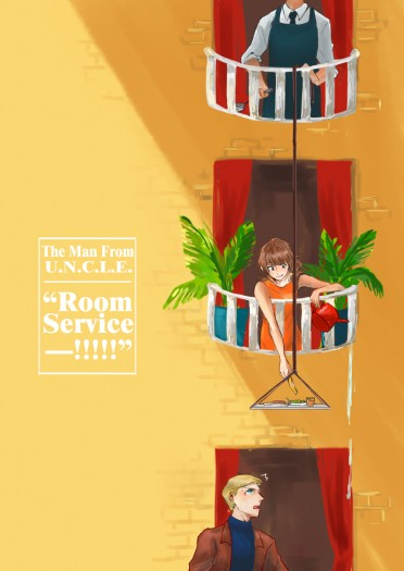 UNCLE《Room Service!!客房服務!!》