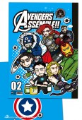 復仇者再集合-AVENGER ASSEMBLE! Vol.2
