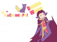 Damian Wayne is a Cat, Not a Pet!
