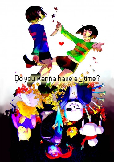 Do you wanna have a _ time?