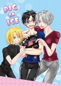 YOI FAN BOOK -PIG ON ICE
