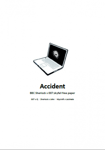 Accident SHxSkyfall無料