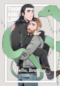 《Hello, Brother》Thorki 全彩同人本