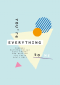 【加里】You're everything to me