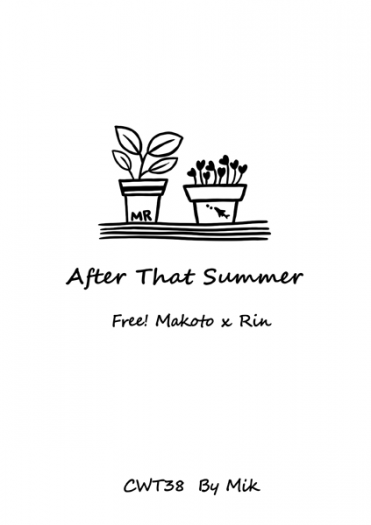 CWT38 Free!《After that summer》真凜無料