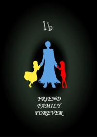IB-《FRIEND.FAMILY.FOREVER》