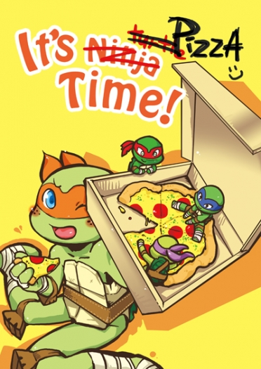 It's pizza time!