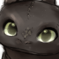 【How to Train Your Dragon】Toothless
