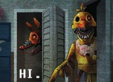 Five Nights at Freddy's 明信片
