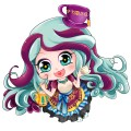 Ever After High(童話高中)  Madeline Hatter