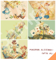 POKEMON ALICE明信片