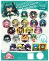 Vocaloid Trading Badge Vol.2 全22種