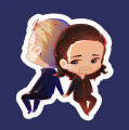 【MARVEL】AVG4 Stucky 貼紙