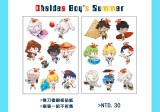 Chaldea Boy's Summer!!