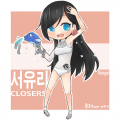 【CLOSERS】徐維莉 壓克力吊飾