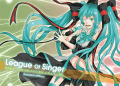 初音League Of Singer海報