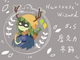 Huntress Wizard☀壓克力吊飾