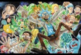 Rick and Morty 全彩海報