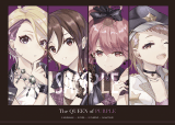 Tokyo 7th Sisters The QUEEN of PURPLE 雙面套組明信片