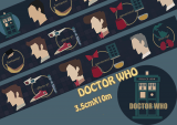 Doctor Who和紙膠帶