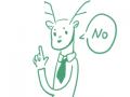 鹿先生趕你去睡覺