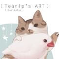 茶薄荷Teanip's ART