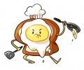 煎蛋吐司大廚